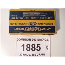 DOMINION 300 SAVAGE