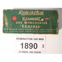 REMINGTON 348 WIN