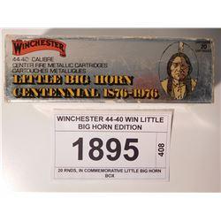 WINCHESTER 44-40 WIN LITTLE BIG HORN EDITION