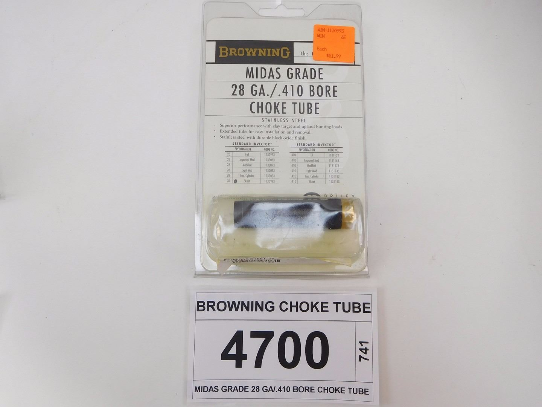 BROWNING CHOKE TUBE