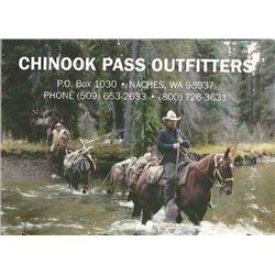 Day Ride with Chinook Pass Outfitters