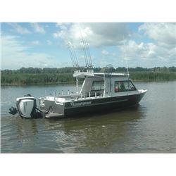 6 Hour Walleye Fishing Trip for 4 people on Saginaw Bay - AuGres, Michigan