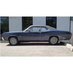 1973 PLYMOUTH DUSTER 340 H CODE MATCHING NUMBERS