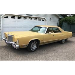 1978 CHRYSLER NEW YORKER HARDTOP INCREDIBLE CONDITION