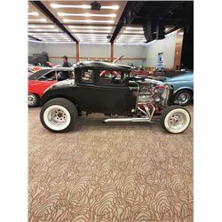 1930 FORD CUSTOM HOT ROD COUPE