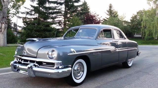 1951 Lincoln Cosmopolitan 4door Sedanrhicollector: 1951 Lincoln Vin Location At Gmaili.net