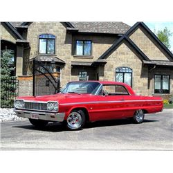 1964 CHEVROLET IMPALA SS-REAL DEAL SUPER SPORT!