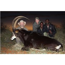 Namibia - Bergzicht Game Lodge – 7 Day Plains Game Hunt - Experience the African Sun