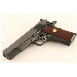 Colt National Match .45 ACP SN 7649-NM
