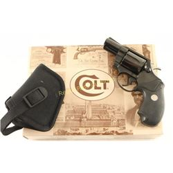 Colt Detective Special .38 Spl SN: 636ORD