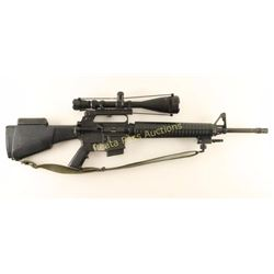 Olympic Arms P.C.R. 99 .223-5.56 SN: SA9989