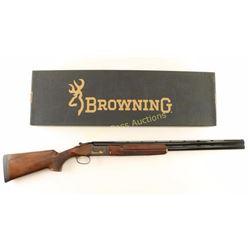 Browning GTI Grade 1 12 Ga SN: 38252NYP13