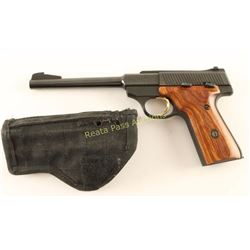 Browning Challenger II .22 LR SN 655PM04259
