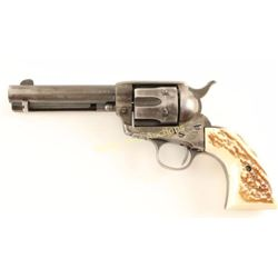 Colt Single Action Army .38 WCF SN: 222211