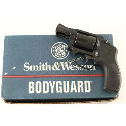 Smith & Wesson Bodyguard .38 +P SN: CPY0787