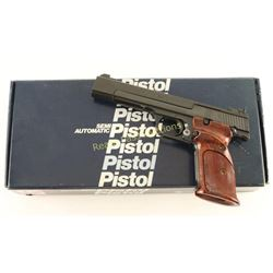 Smith & Wesson Mdl 41 .22 LR SN: TBZ12252