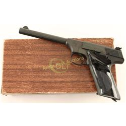 Colt Targetsman .22 LR SN: 134648-C
