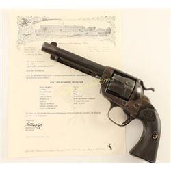 Colt Bisley .45 Colt SN: 295891