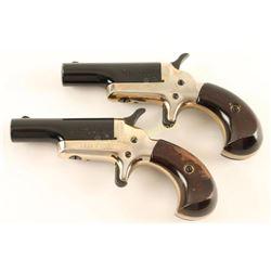 Colt Derringers .22 Short SN: 88945D/88946D