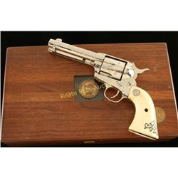 Engraved 1st Gen Colt Single Action Army