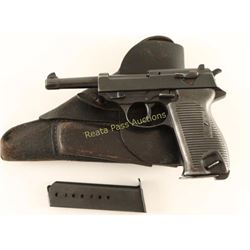 Walther P38 9mm SN: 579g