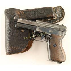 Mauser 1934 .32 ACP SN: 908