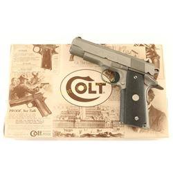 Colt Combat Commander .45 ACP SN: FC08186E