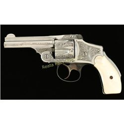 Smith & Wesson Safety Hammerless .38 Cal