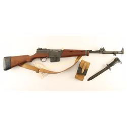 MAS 1949-56 7.5mm French SN: G92937
