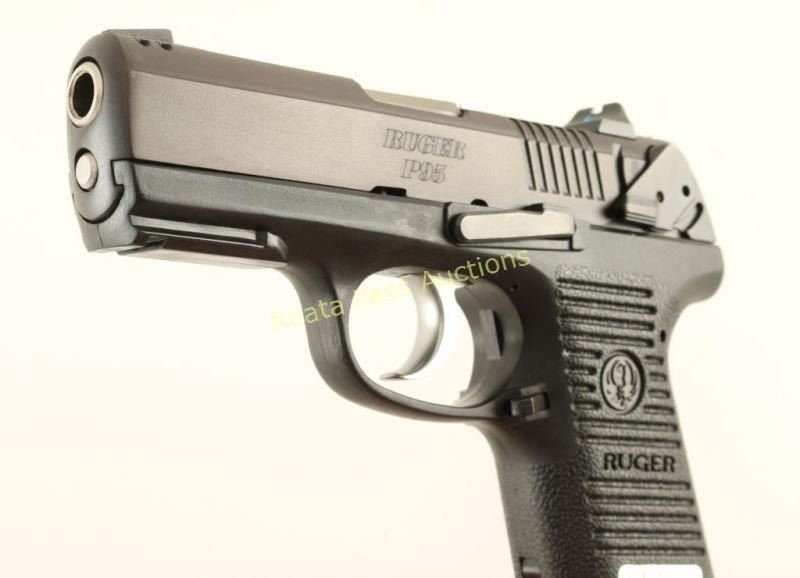 Ruger P95 9mm SN:316-36635