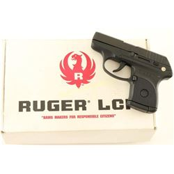 Ruger LCP .380 ACP SN: 373-43737
