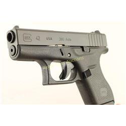 Glock 42 .380 ACP SN: AAZH874