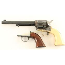 Uberti Single Action .45 Cal SN: 87495