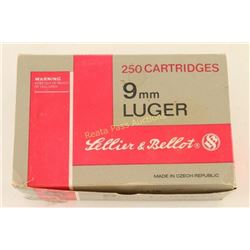 Lot of 9mm Luger Ammo