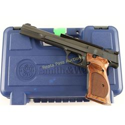 Smith & Wesson Mdl 41 .22 LR SN: UDT1005