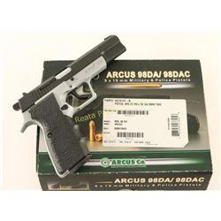 Arcus 98 DA 9mm SN: 30CD500123