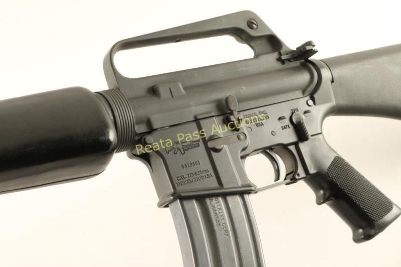 *Colt M16A1 Upper Receiver on CMMG Lower