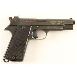 M.A.C. 1935-S 7.65mm SN: MAC-E8466