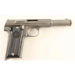 Astra Model 1921 9mm Largo SN: 11821