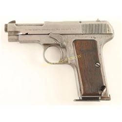 Beretta 1915 .32 ACP SN: 37579