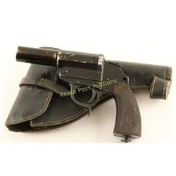 Erma 1928 Flare Pistol 26.5mm SN: 1739a