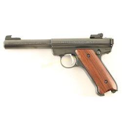 Ruger Mark I .22 LR SN: 15-83579