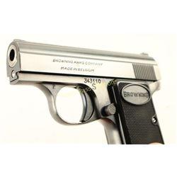Browning Baby .25 ACP SN: 343110