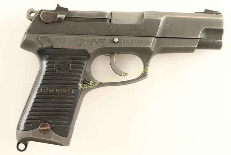 Ruger P85 9mm SN: 301-09694
