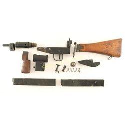 British Sten MK V Parts Kit