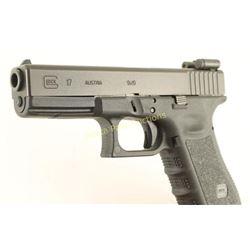 Glock 17 9mm SN: NLH656