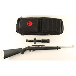 Ruger 10/22 Take-Down .22 LR SN: 820-68436