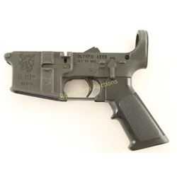 Olympic Arms M.F.R. AR Lower SN: BS0113