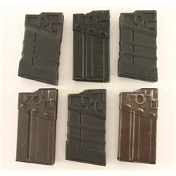Lot of 6 HK-91 G3 .308 Mags