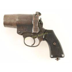 British Flare Pistol